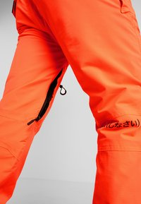 Superdry - PRO RACER RESCUE PANT - Skibroek - hazard orange - 5