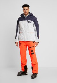 Superdry - PRO RACER RESCUE PANT - Skibroek - hazard orange - 1
