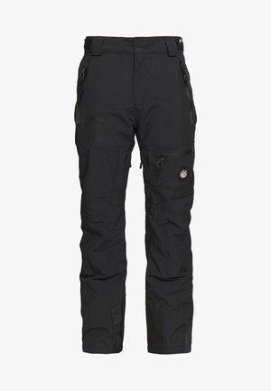 PRO RACER RESCUE PANT - Täckbyxor - onyx black