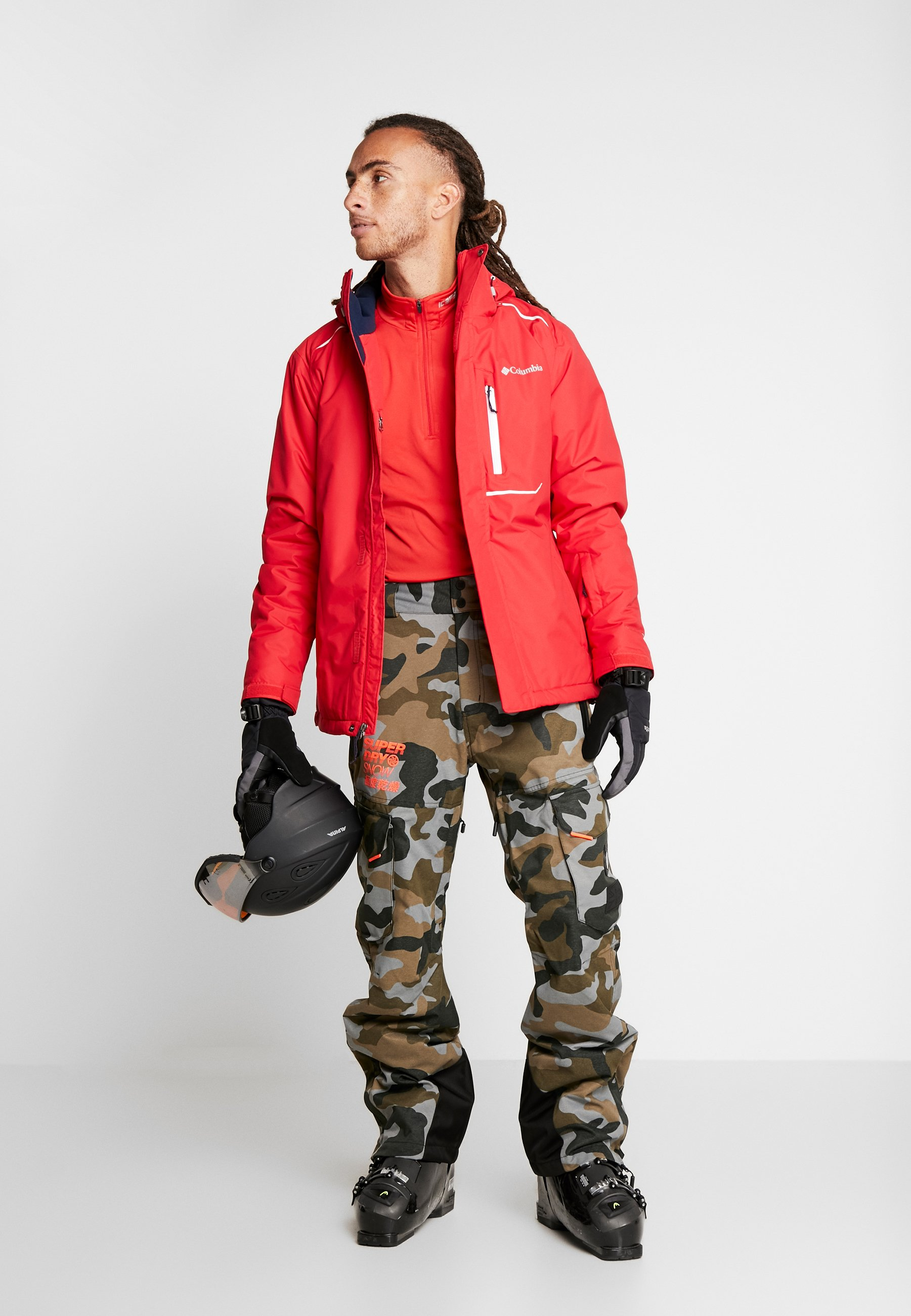 ULTIMATE SNOW RESCUE PANT Schneehose rock