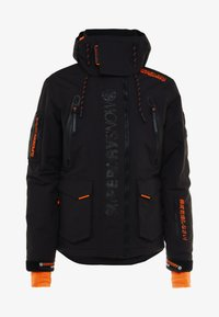 Superdry - ULTIMATE SNOW RESCUE - Snowboardjas - onyx black - 7