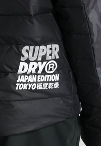 Superdry - JAPAN EDITION SNOW JACKET - Kurtka narciarska - black - 11