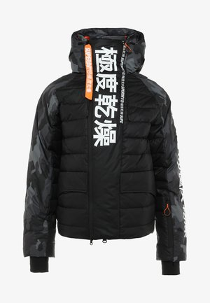 JAPAN EDITION SNOW JACKET - Laskettelutakki - black