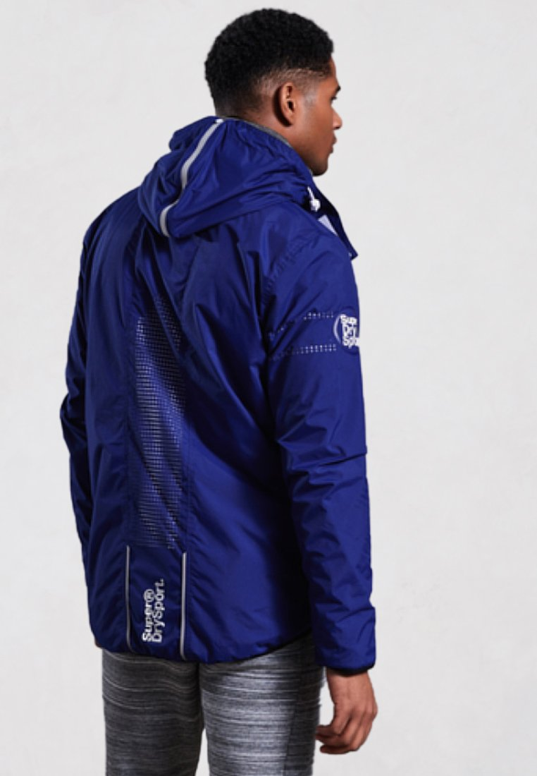 Superdry - Outdoorjacka - blue