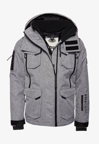 Superdry - ULTIMATE SNOW ACTION - Veste de ski - mottled grey - 5