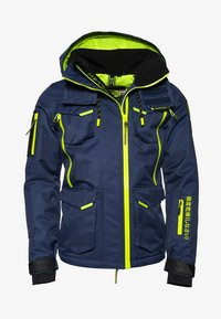 Superdry - ULTIMATE SNOW ACTION - Chaqueta de esquí - night grenade