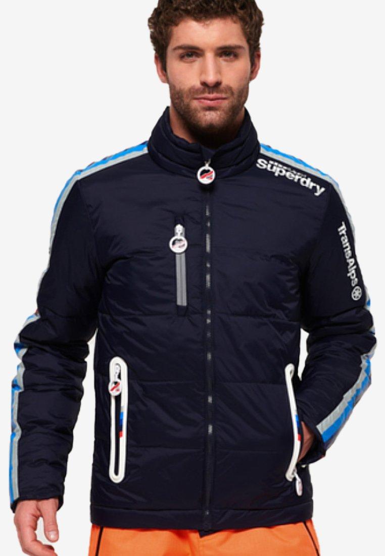 Superdry - Chaqueta de esquí - dark blue