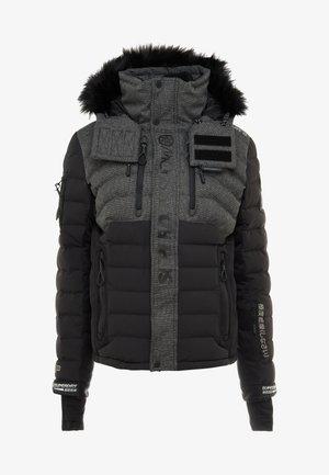 PRO RACER RESCUE JACKET - Ski jacket - onyx black
