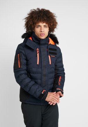 PRO RACER RESCUE JACKET - Ski jas - navy mix