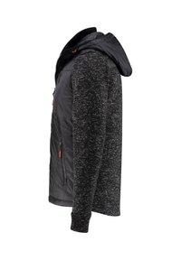 Superdry - STORM HYBRID  - Soft shell jacket - black - 2