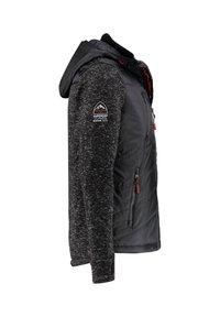 Superdry - STORM HYBRID  - Soft shell jacket - black - 3