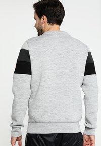 Superdry - GYM TECH - Sweatshirt - city grey granite/black - 2