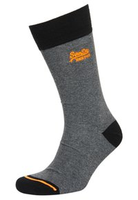 Superdry - 5 PACK - Chaussettes - black - 2