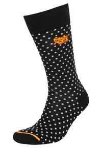 Superdry - 5 PACK - Chaussettes - black - 5