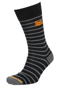 Superdry - 5 PACK - Chaussettes - black - 4