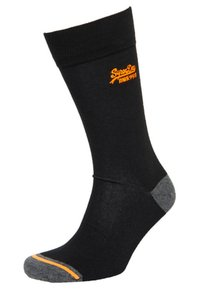 Superdry - 5 PACK - Chaussettes - black - 6