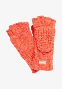 Superdry - CLARRIE - Mitaines - coral - 0