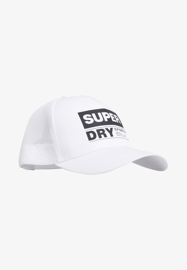 SUPERDRY SPORTS CAP - Casquette - white