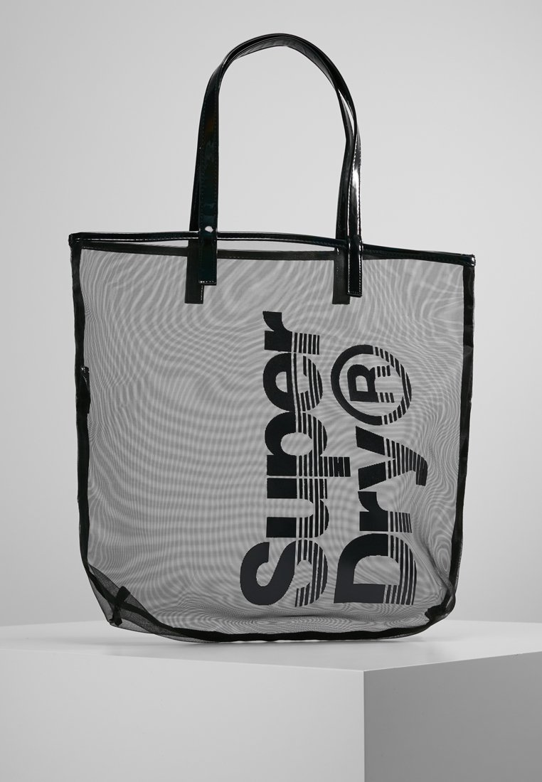 Superdry - TOTE - Bolso shopping - black