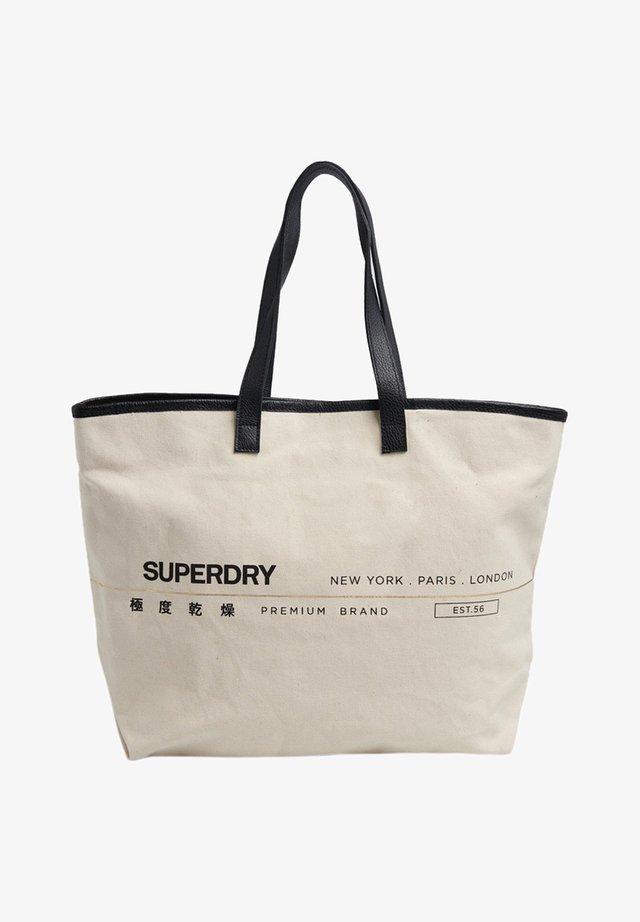 PORTLAND - Shopping Bag - off-white