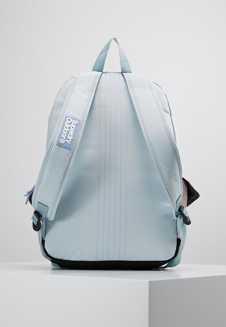 Superdry COLOURBLOCK MONTANA - Tagesrucksack - blue - Black Friday