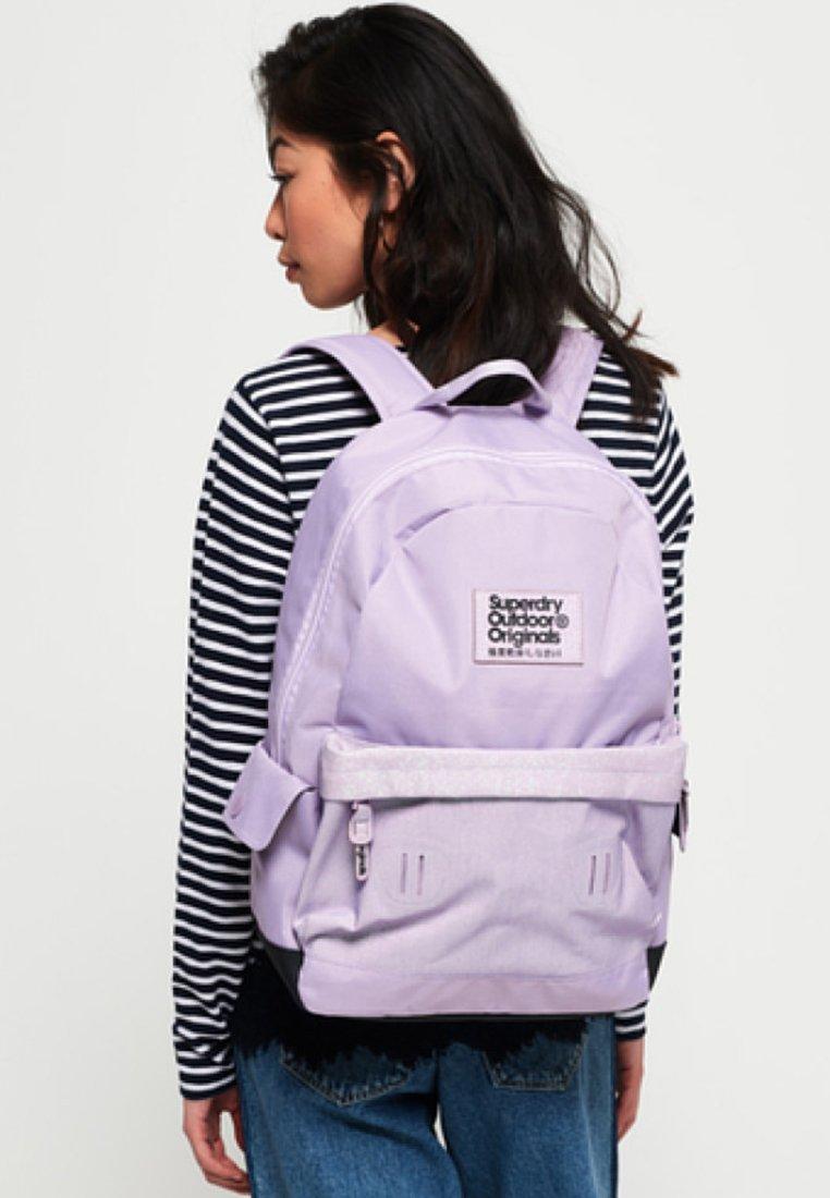 Superdry - Plecak - soft lilac