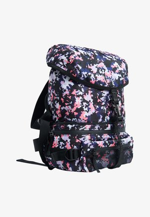 SUPERDRY CONVERTIBLE SPORT BACKPACK - Ryggsäck - ink ticking