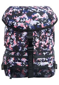 Superdry - SUPERDRY CONVERTIBLE SPORT BACKPACK - Reppu - ink ticking - 0