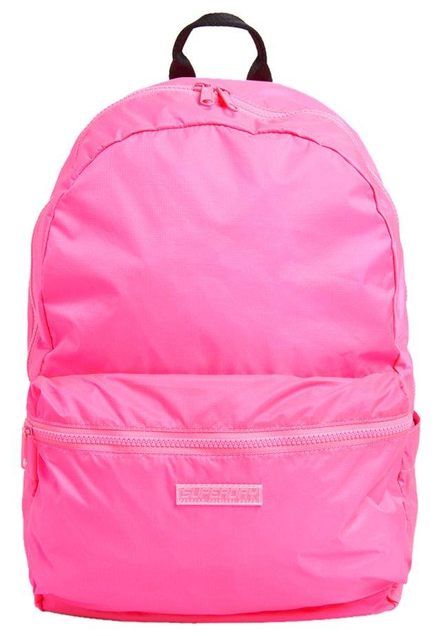 Mochila - fluro pink