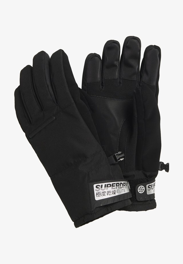 ASSASSIN  - Fingerhandschuh - black