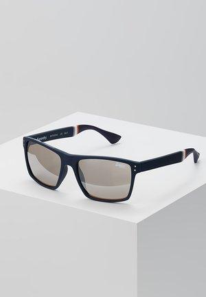 YAKIMA - Sonnenbrille - navy rubberised