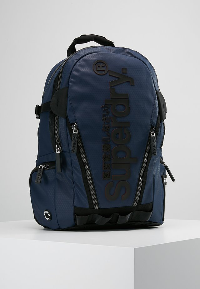 TARP BACKPACK - Rucksack - navy