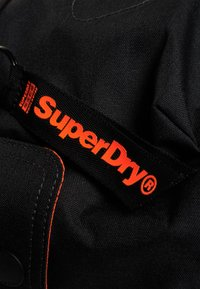 Superdry - HOLLOW MONTANA - Mochila - black - 4