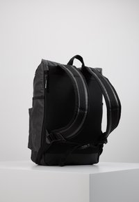 Superdry - ROLL TOP TARP BACKPACK - Reppu - black - 2