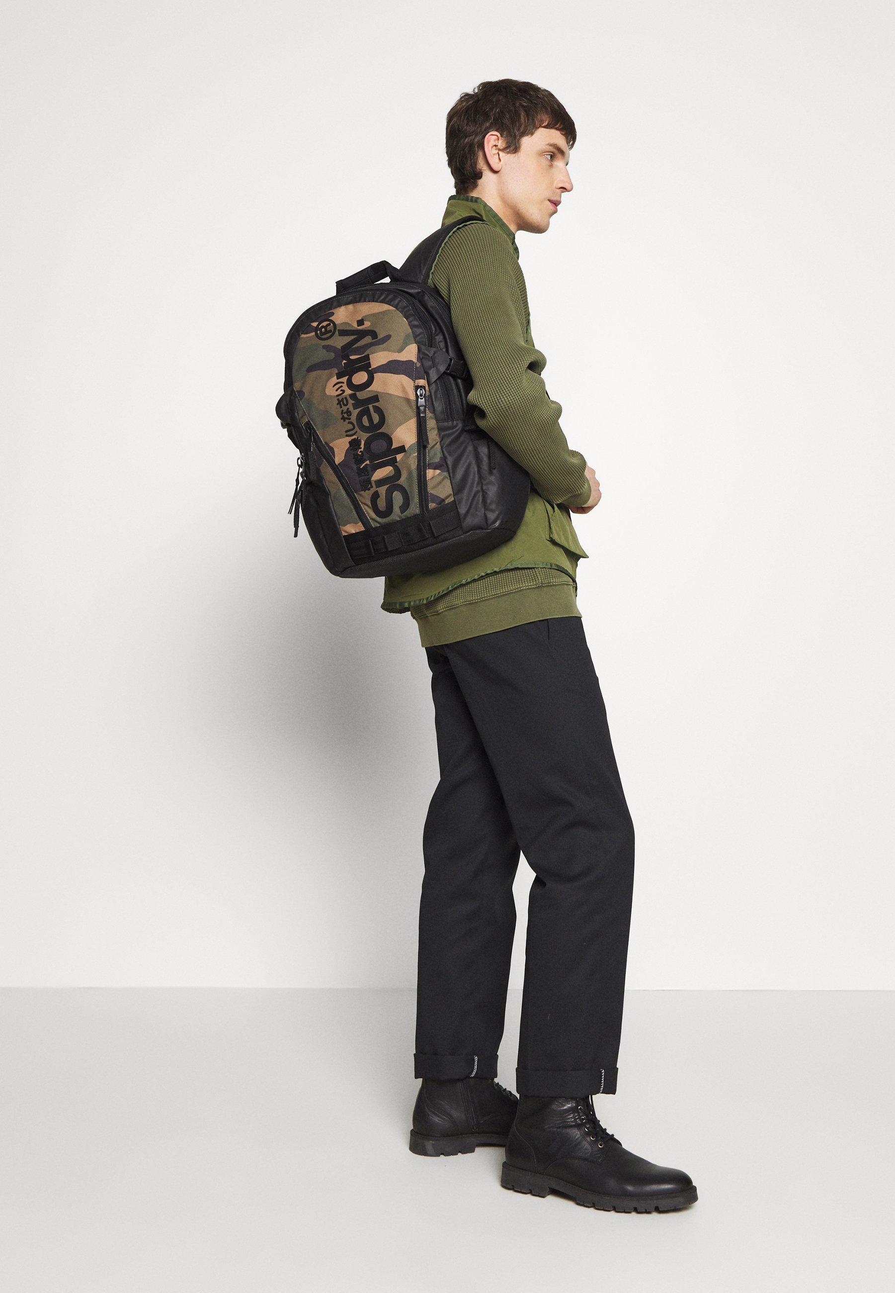 Superdry Tarp Backpack - Sac À Dos Green
