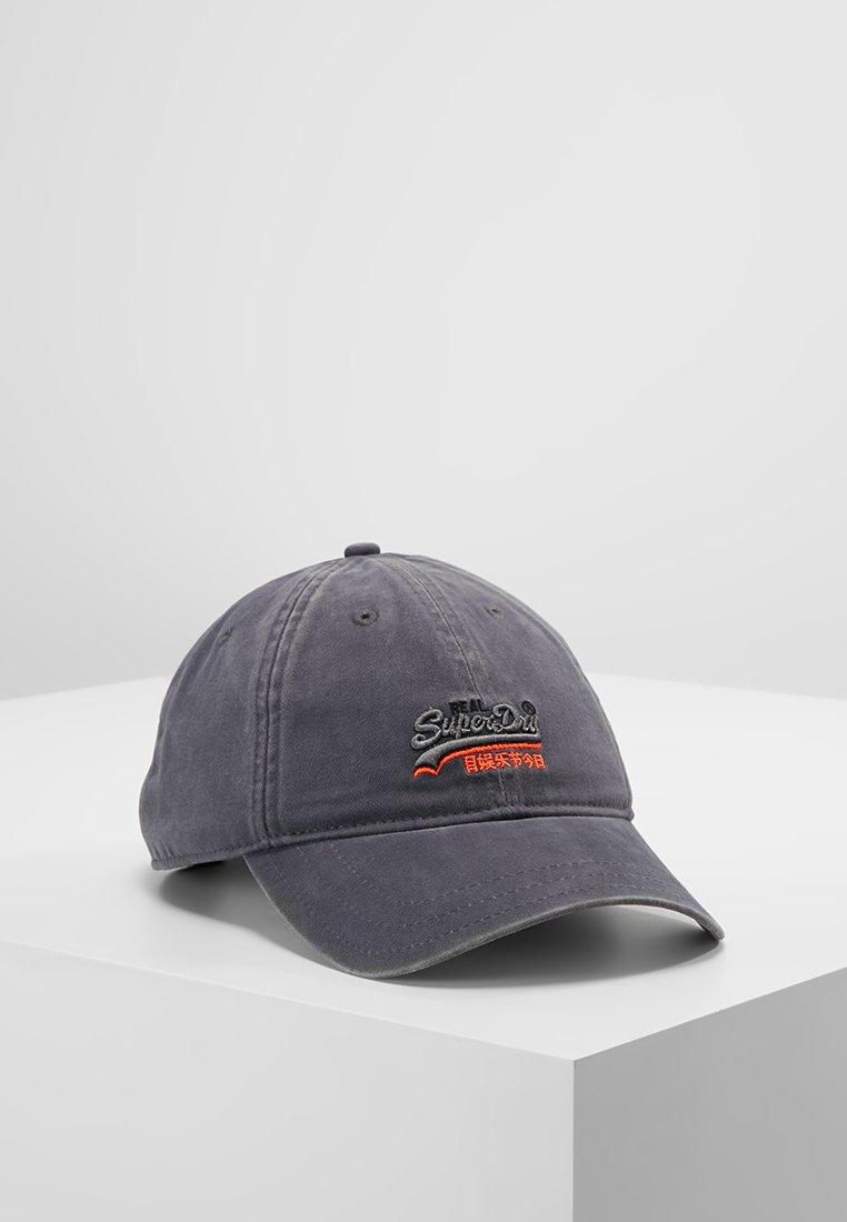 Superdry - ORANGE LABEL - Cap - dark grey