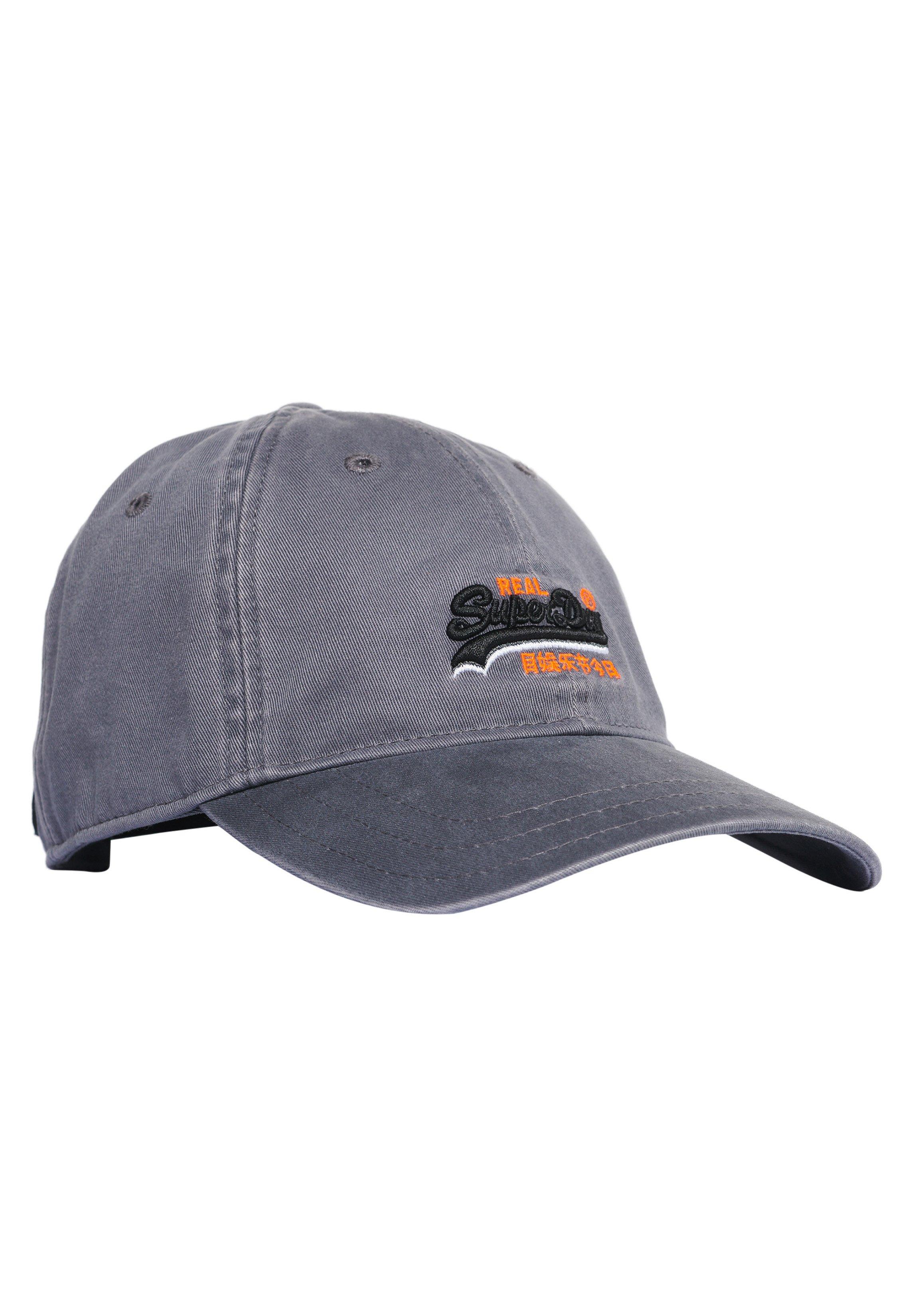 Superdry ORANGE LABEL - Keps - gray
