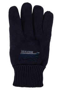 Superdry - ORANGE LABEL GLOVE - Hansker - navy grit - 1