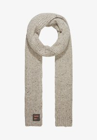 Superdry - SURPLUS SCARF - Šála - oatmeal tweed - 2