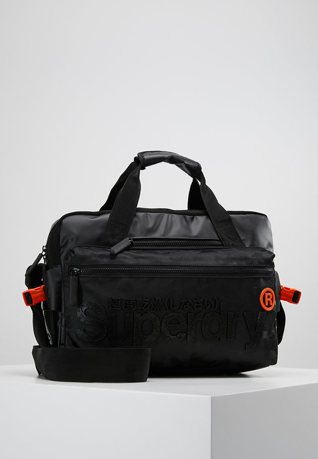 FREELOADER LAPTOP BAG - Sac ordinateur - black