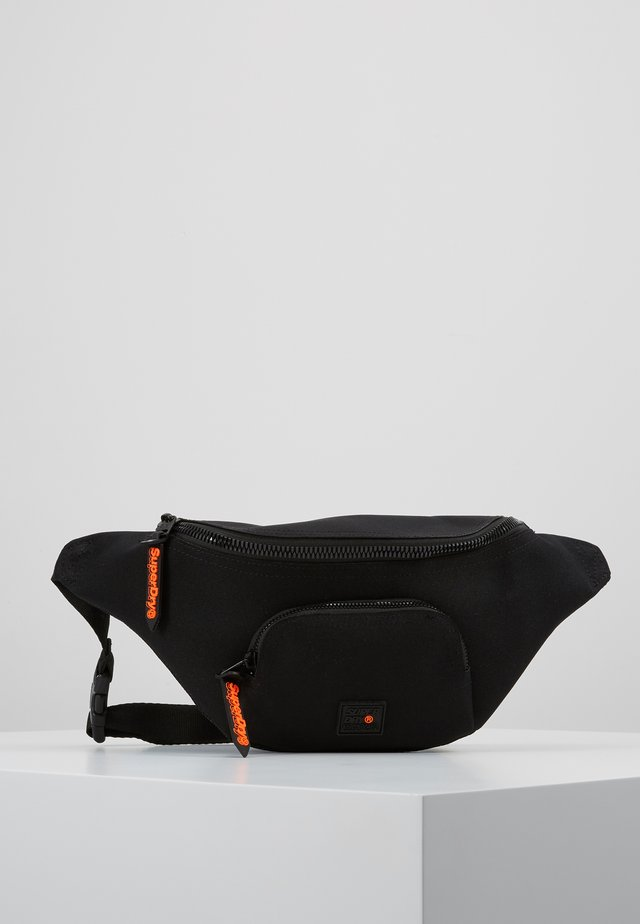 FULL MONTANA BUM BAG - Rumpetaske - black