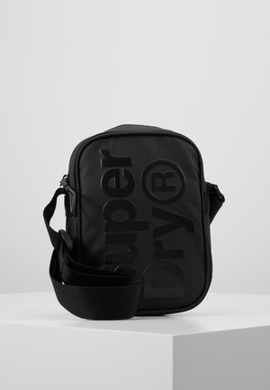 SIDE BAG - Umhängetasche - black