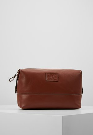 PREMIUM WASHBAG - Toilettas - tan