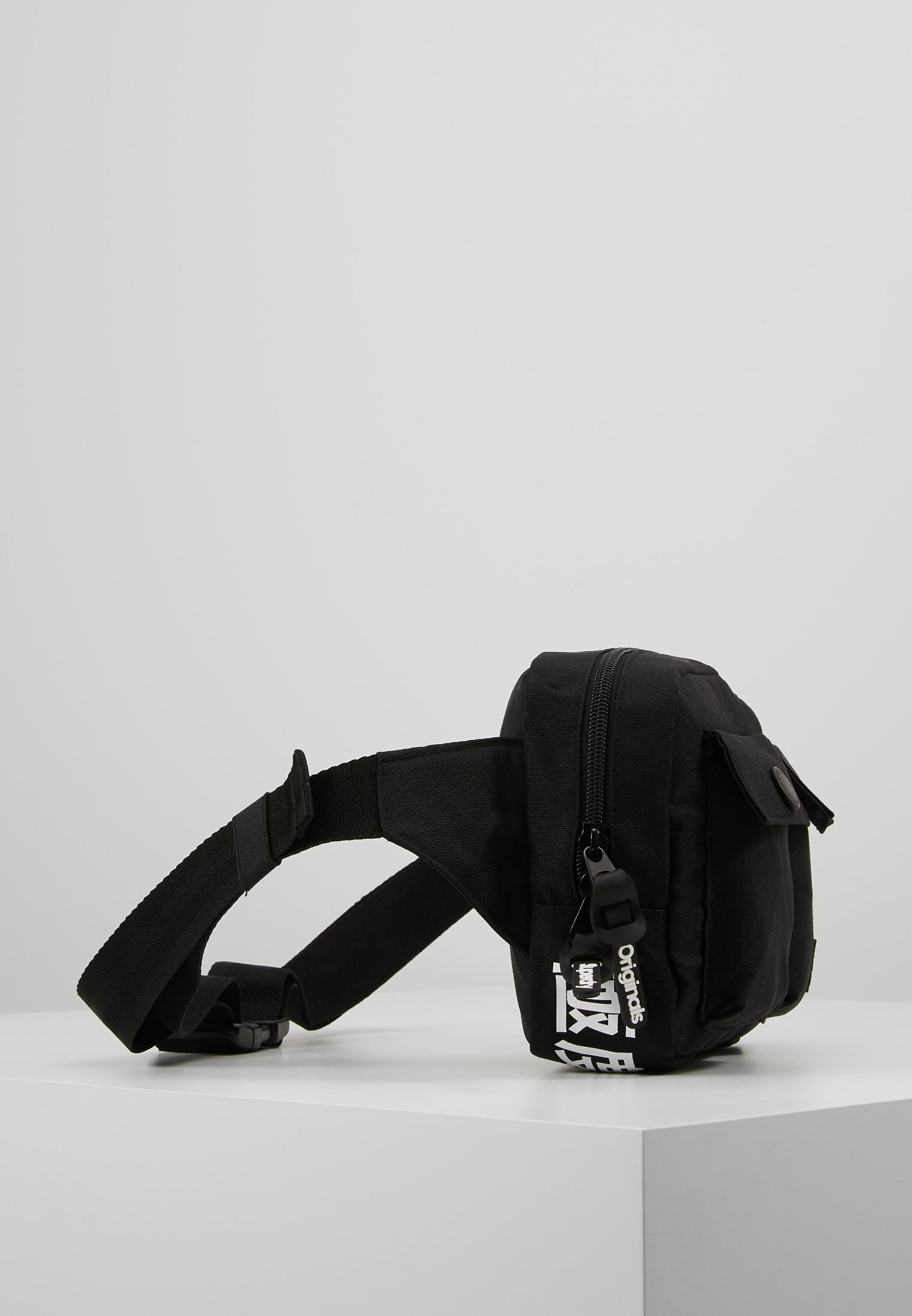 Superdry Scholar Utility Pack - Marsupio Black VOPa7OQ
