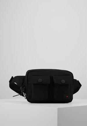 SCHOLAR UTILITY PACK - Bum bag - black