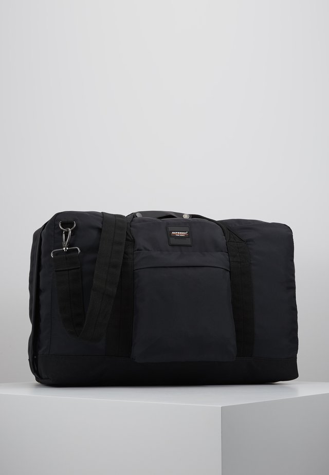 EDIT BAG - Weekender - black