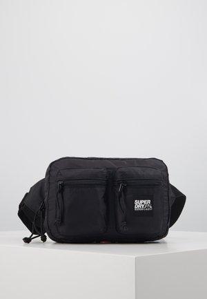 UTILITY PACK - Bum bag - black