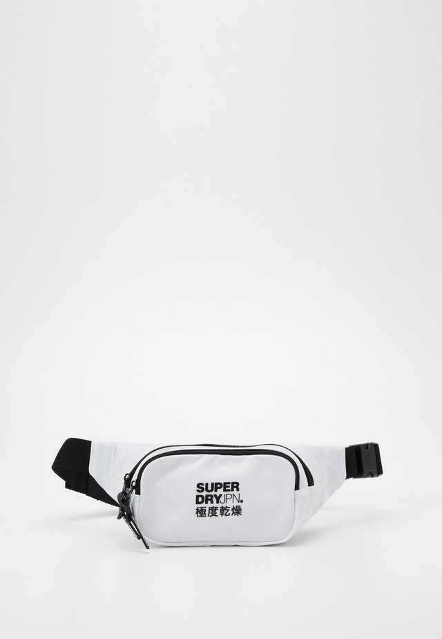 SMALL BUMBAG - Bum bag - white