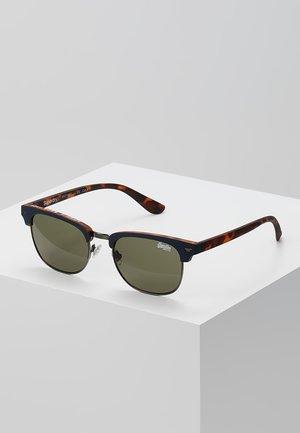 LEO - Sonnenbrille - navy/tort