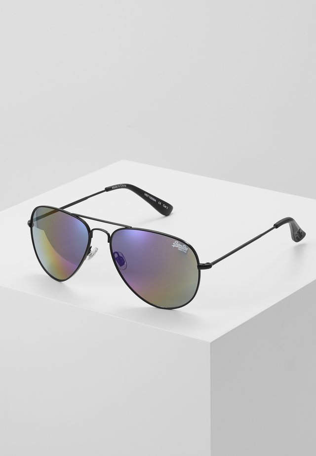 HUNTSMAN - Sunglasses - matte black